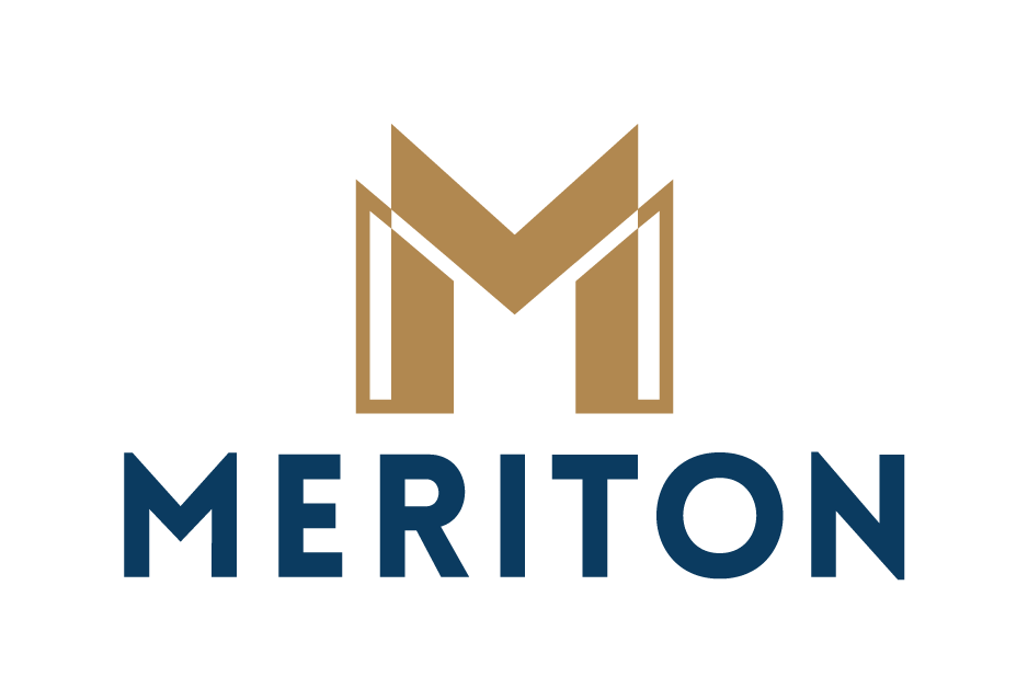 Meriton Apartments logo
